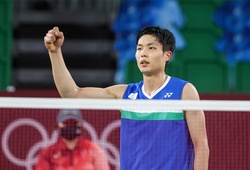 Cầu lông Olympic: Chou Tien-chen không thầy vẫn muốn là số 1?