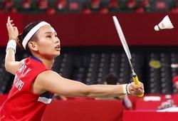 Kết quả cầu lông Olympic mới nhất: Ratchanok suýt loại Tai Tzu-ying