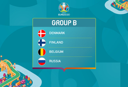 Biệt danh của các đội tuyển bảng B tham dự Euro 2021