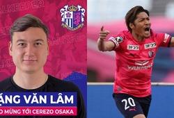 Đội bóng của Văn Lâm tiếp tục thắng tưng bừng tại J.League