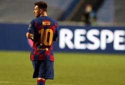 Barca đưa ra quyết định về áo số 10 của Messi