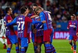 Barca không có Messi vẫn đè bẹp Juventus ở Cúp Joan Gamper