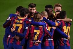 Barca tạo nên màn ngược dòng kịch tính bậc nhất lịch sử
