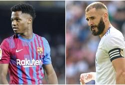 Barca - Real Madrid: Đội nào thắng trận Siêu kinh điển nhiều hơn?