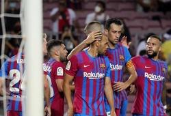 Không còn Messi, Barca ghi bàn tưng bừng từ cái tên bất ngờ