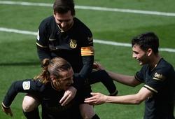 Barca sẽ nắm quyền tự quyết chức vô địch La Liga sau bước ngoặt