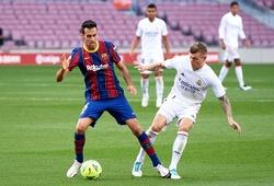 Lịch thi đấu La Liga 2021/22: Barca gặp Real Madrid vào tháng 10