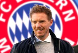 5 HLV đắt giá nhất thế giới sau khi Bayern bổ nhiệm Nagelsmann