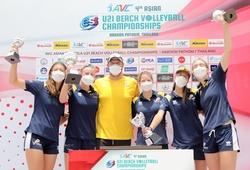 Thể hiện uy lực, bóng chuyền bãi biển Australia liên tiếp giành ngôi vô địch