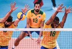 Thắng trận cuối, bóng chuyền nam Ba Lan và Brazil lên ngôi đầu tại Olympic