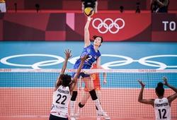 Thua 2 trận liên tiếp, đương kim vô địch bóng chuyền Olympic lâm nguy