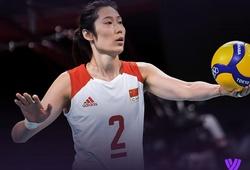 Thứ hạng bảng B bóng chuyền nữ Olympic Tokyo 2021 hiện tại