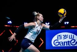 """Lần thứ 3 liên tiếp vào chung kết VNL, Mỹ tiếp đón đối thủ """"đồng hương"""""""