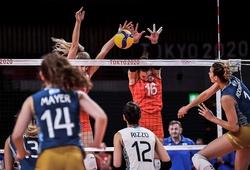 Tuyển bóng chuyền nữ Nga có chiến thắng đầu tay tại Olympic 2021