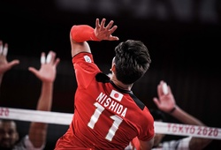 Tuyển bóng chuyền Pháp thắng dễ, Nhật Bản nhọc nhằn vượt Canada