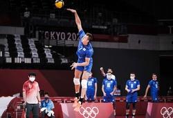 Xác định cặp đấu bán kết bóng chuyền nam đầu tiên của Olympic Tokyo 2021