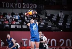 Thêm ứng viên Huy chương vàng bóng chuyền nữ Olympic Tokyo giành chiến thắng