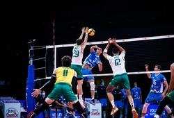 Hấp dẫn cuộc đua Top 4 nội dung nam Volleyball Nations League 2021