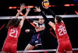 Chung kết bóng chuyền nữ Volleyball Nations League 2021 gọi tên ai?