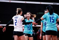 Bóng chuyền nữ Thái Lan có chiến thắng thứ 2 tại VNL 2021