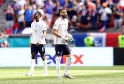 Benzema gây choáng với số cú sút không ghi bàn tại EURO