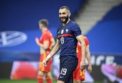 Xem Benzema sút hỏng phạt đền cho tuyển Pháp trước Euro 2021