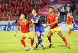 Video Highlight Bình Dương vs Hồng Lĩnh Hà Tĩnh, V-League 2020 hôm nay