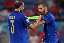Italia với kế hoạch chống lại hàng công trẻ của Anh ở chung kết