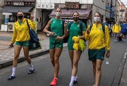 Sang Nhật Bản, tuyển bóng chuyền Brazil giao hữu với Italia trước thềm Olympic