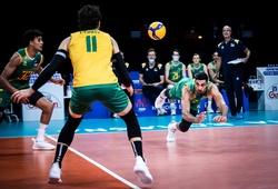 Lịch thi đấu bán kết nam giải bóng chuyền Volleyball Nations League 2021
