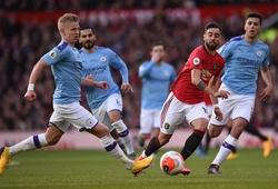 "Bruno Fernandes ""phản pháo"" trước trận derby Man City vs MU"