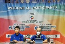 BTC Giải vô địch bóng chuyền bãi biển U19 Châu Á sử dụng Zoom thời COVID-19