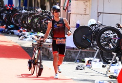 Tổ chức kiểm tra nội bộ chọn tuyển thủ triathlon dự SEA Games 31