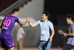 HLV Vũ Tiến Thành: Sài Gòn FC xứng đáng được trao chức vô địch V.League 2020