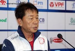 """HLV Chung Hae-seong chia tay ghế """"thuyền trưởng"""" CLB TP.HCM"""