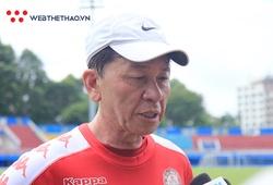 HLV Chung Hae-soung: Nếu đã tin tưởng, con người phải do tôi quyết định