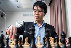 Quang Liêm gặp bất lợi giờ thi đấu tại giải cờ Olympiad online 2020