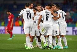 """""""Cây đinh ba"""" của Italia được chấm điểm cao nhất trước Thổ Nhĩ Kỳ"""