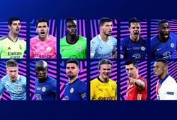 Chelsea có 5 ứng cử viên cho giải thưởng Champions League