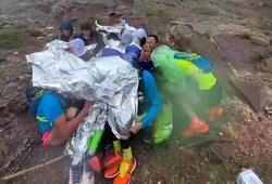 Rùng mình nghe nhân chứng kể về tai nạn thảm khốc ở giải chạy 100km tại Trung Quốc