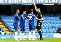 Thiago Silva lập kỷ lục không mong muốn với Chelsea