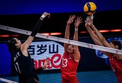 Tăng tốc phi mã, bóng chuyền nữ Trung Quốc vẫn khó lọt Top 4 VNL 2021