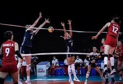 Bóng chuyền nữ Trung Quốc lỡ cơ hội, 4 đội bóng nào vào bán kết VNL 2021?