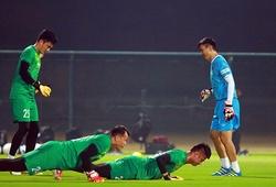 Trước trận gặp Indonesia, thầy Park quan tâm vị trí gác đền