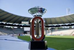 Cúp nạm đá quý 4,8kg cho nhà vô địch điền kinh Diamond League Final 2021