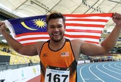 Điền kinh Malaysia đặt mục tiêu táo bạo tại SEA Games 31