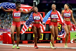 Tuyển điền kinh Mỹ công bố danh sách 130 VĐV dự Olympic Tokyo 2020