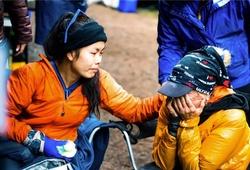 Sự thật ít biết trên đường chạy hơn 330km của cô gái Việt tại Mỹ