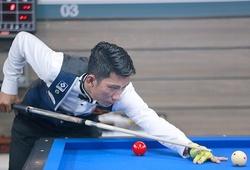 """""""Vua cơ điên"""" Đình Nại thắng thuyết phục 3 tay cơ Hàn Quốc giải carom 3 băng PBA Tour"""