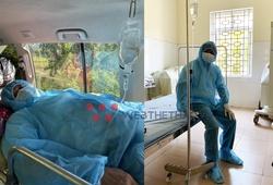 Ông Đoàn Ngọc Hải chỉ bị sốt siêu vi, âm tính lần một với COVID-19